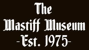 The Mastiff Museum Retina Logo